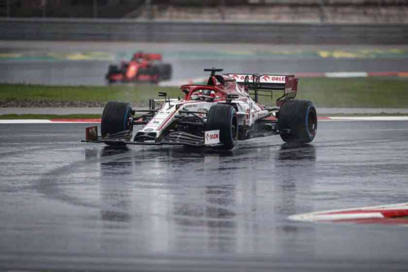 GP Turchia Alfa Romeo Qualifiche