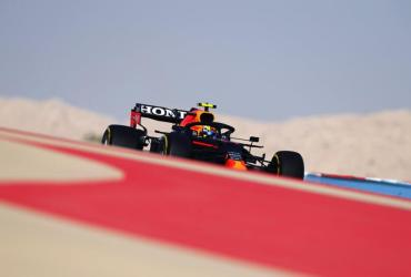 Test F1 Bahrain