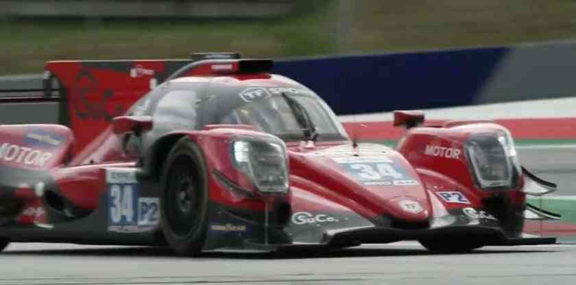 elms qualifiche red Bull ring