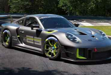 911 GTS RS Clubsport 25