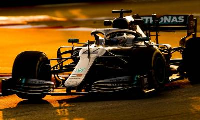 mercedes : we're focusing one the drag and the powerG AND THE POWER