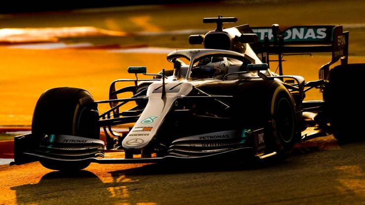 MERCEDES F1 : WE\'RE FOCUSING  ONE THE DRAG AND THE POWER