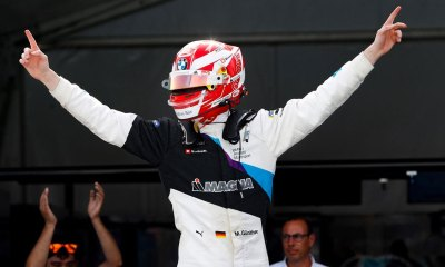 SANTIAGO FORMULA E GUNTHER TAKES FIRST VICTORY