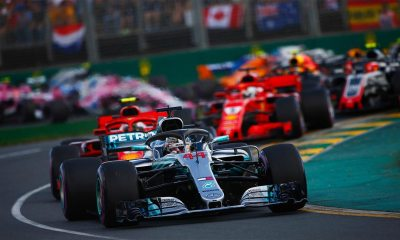 formula 1 has announced the start times for 2020