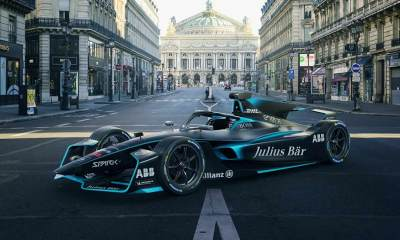 Formula E has launched its brand new Gen2 Evo Car