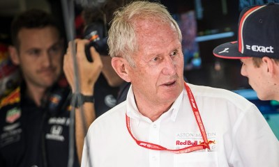 HELMUT MARKO : THE JOYSTICK OF MERCEDES IS ILLEGAL