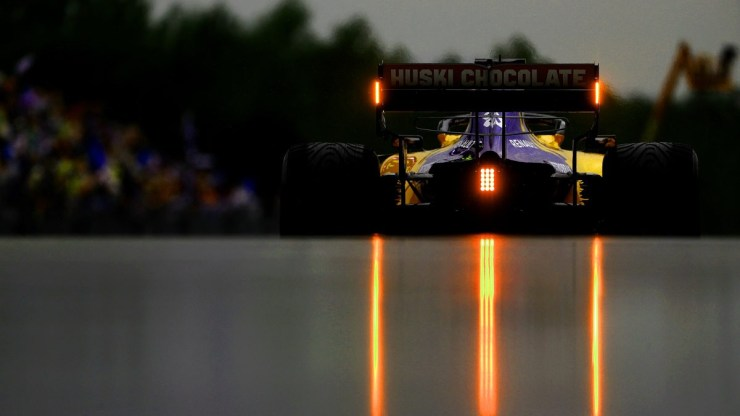 HOW THE CORONAVIRUS COULD AFFECT F1