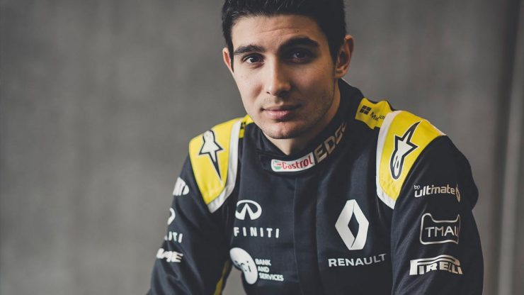 "OCON : NOT REVEAL TO RENAULT ALL OF MERCEDES' ""SECRETS"""