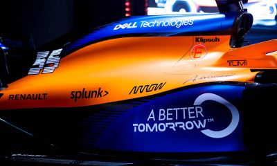 THE RENAULT ENGINE: WORST PART OF THE MCL35