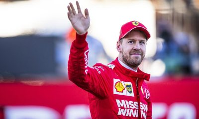 VETTEL I WILL NOT BE NUMBER 2