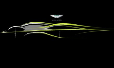 VIDEO WILL ASTON MARTIN BE A REAL WORKS F1 TEAM