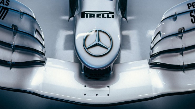 CORONAVIRUS : MERCEDES F1 ASSISTED IN THE PRODUCTION OF A NEW BREATHING