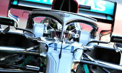 MERCEDES 'GLAD' TO FIX THE POWER UNIT PROBLEMS