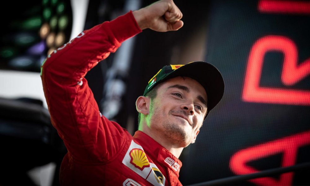 WHO WILL BE LECLERC'S TEAMMATE IN 2021