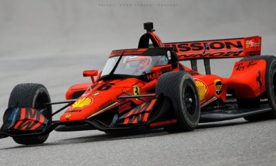 FERRARI ARE LOOKING AT A POTENTIAL FUTURE MOVE INTO INDYCAR