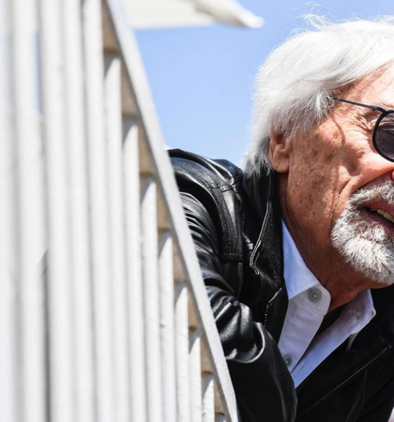 BERNIE ECCLESTONE SEEKS TO SAVE WILLIAMS