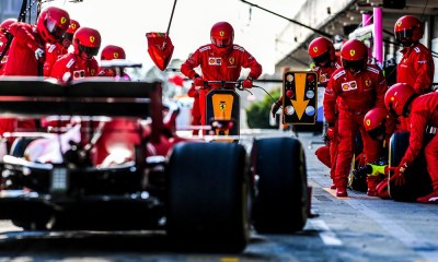 LECLERC HAPPY AFTER F1 TEST AT MUGELLO