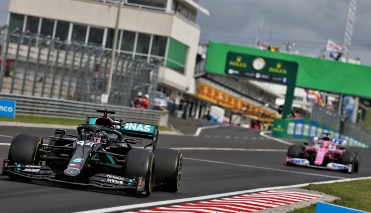ANDREAS SEIDL DO THEY WANT THAT F1 ENDS UP A COPY CHAMPIONSHIP