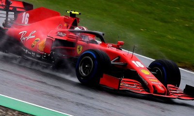 CHARLES LECLERC THREE PLACE GIRD PENALTY