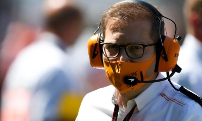 F1 ANDREAS SEIDL DO THEY WANT THAT F1 ENDS UP A COPY CHAMPIONSHIP
