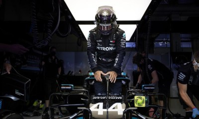 GRID PENALTY FOR HAMILTON AFTER IGNORING YELLOW FLAGS