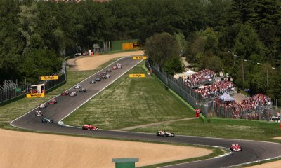 IMOLA ALMOST CERTAINLY THE THIRD RACE IN ITALY THIS YEAR