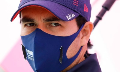 PANIC IN F1 PADDOCK PEREZ IN ISOLATION FIRST CORONA TEST SUSPICIOUS