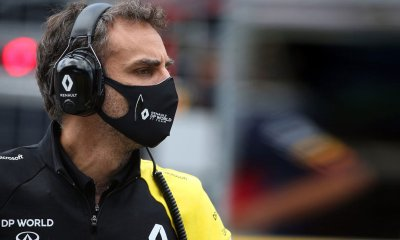 """RENAULT PROTEST OF RACING POINT """"ADMISSIBLE"""""""