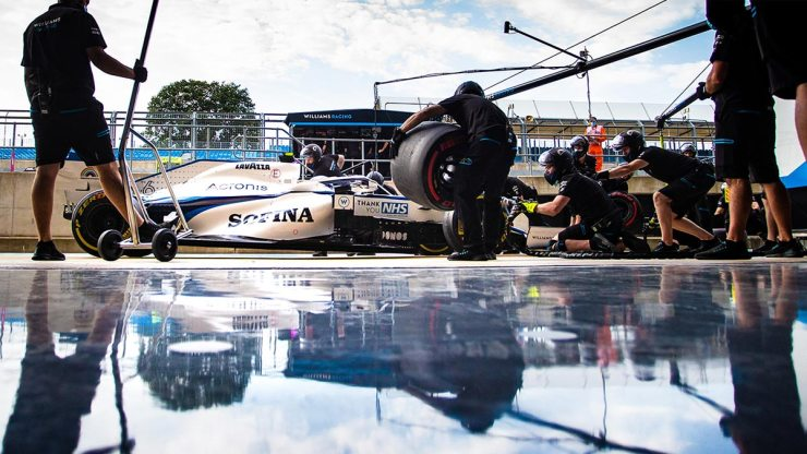 F1THE KEYS TO WILLIAMS SUCCESS HOW YOU CAN CONTINUE TO GROW car