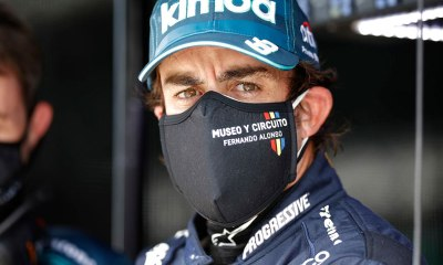 MARCO ANDRETTI TOOK POLE POSITION FOR THE INDIANAPOLIS 500 ALONSO WILL START 26TH