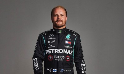 OFFICIAL BOTTAS WILL CONTINUE TO BE THE SECOND DRIVER AT MERCEDES IN 2021