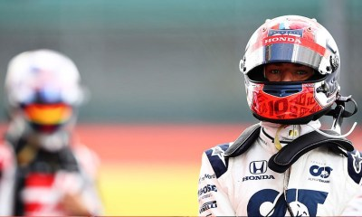 PIERRE GASLY ENJOYED ONE OF HIS BEST RACES IN FORMULA 1