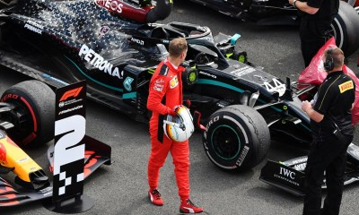 Toto Wolff about It-s-Not Easy to Replace Sergio Perez With Sebastian Vettel at Racing Point F1