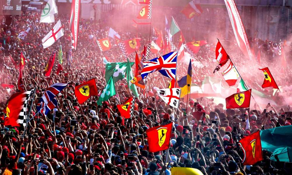 F1 IMOLA AUTHORIZES THE RETURN OF SPECTATORS