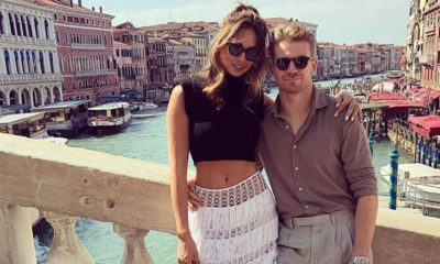 NICO HULKENBERG IS OFFICIALLY ENGAGED