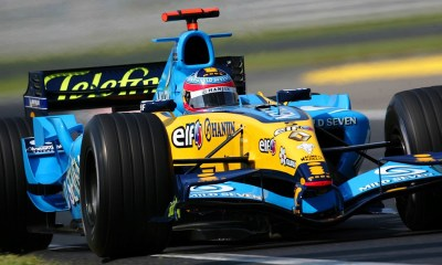 RENAULT WANTS TO USE FERNANDO ALONSO DURING THE TESTS IN ABU DHABI