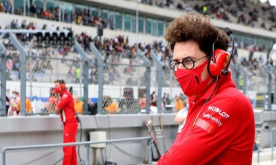 BINOTTO PLEASED WITH LECLERC BUT SEEMS TO BE DISAPPOINTED OF VETTEL