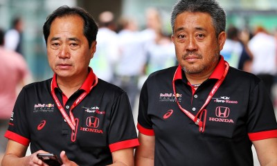 HONDA WON T BE THE ONLY COMPANY WITH SECOND THOUGHTS ABOUT F1