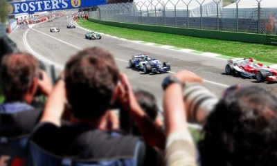 IMOLA 13000 FANS A DECISION IS BEING AWAITED