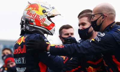 VERSTAPPEN TRIED TO CATCH HAMILTON AND FRUSTRATED WITH THE SAFETY CAR