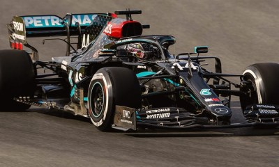 F1 TURKISH GP - DISASTROUS DAY FOR HAMILTON
