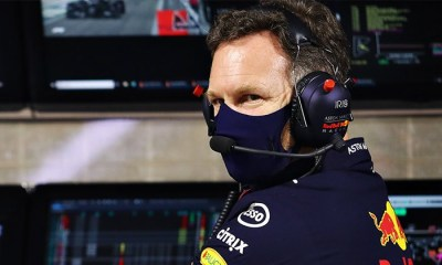 RED BULL WANT TO KEEP ALBON FOR NEXT YEAR
