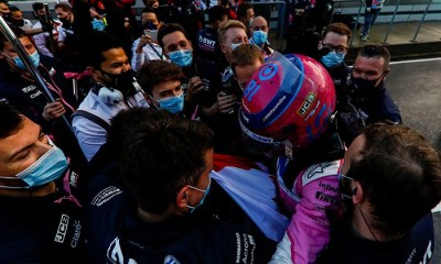 TURKISH GP QUALIFYING - STROLL CLAIMS MAIDEN POLE AND BEATS VERSTAPPEN
