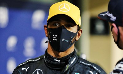 F1 ABU DHABI GP HAMILTON SAYS HE S NOT FULLY FIT
