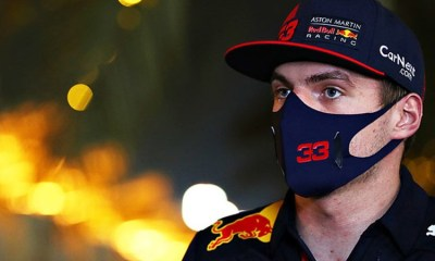 SAKHIR F1 GP - VERSTAPPEN DOES NOT EXPECT AN EASY WEEKEND