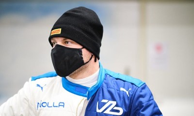 BOTTAS FINISHES 6TH AT THE ARCTIC RALLY