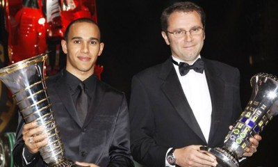 HAMILTON DIDN T TELL ME IF HE WILL SIGN OR NOT - DOMENICALI