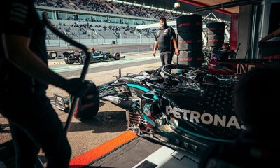 SUPERIORITY PART OF THE SPORT - BRUNDLE IMPRESSED BY WOLFF AND MERCEDES