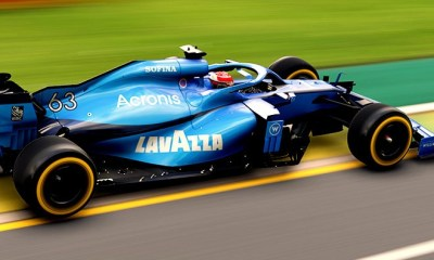 FORMULA 1 2021 - WILLIAMS FW43B WILL BE UNVEILED ON MARCH 5