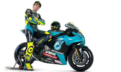 2021 NEW PETRONAS SRT YAMAHA MOTOGP TEAM ROSSI AND MORBIDELLI